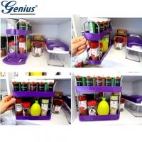Gewürzregal Im Küchenschrank – Dekoration Bild Idee